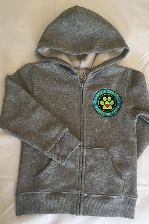 Hooded Sweatshirt-Child's Size