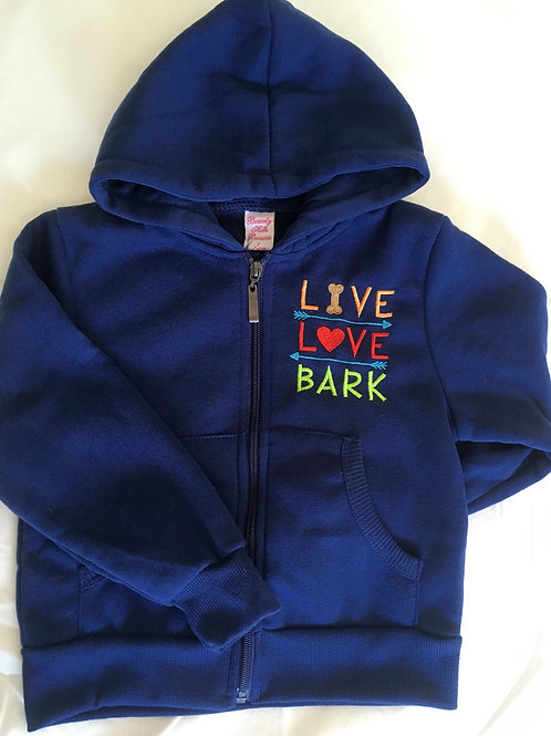 Child's Sweatshirt Jacket