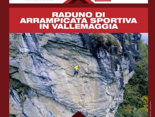 Raduno d'arrampicata in Vallemaggia