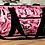 Thumbnail: Pink Camo Round Duffle Bag