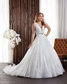 Bonny Bridal 705 Wedding Dress