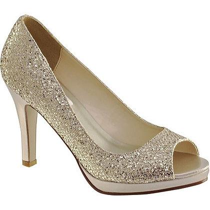 Sari Champagne Glitter