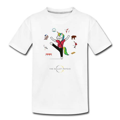 Sergei Polunicorn Lockdown T-shirt - Teenager