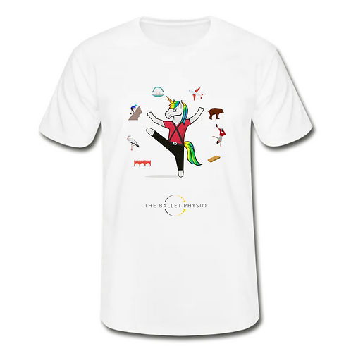 Sergei Polunicorn Lockdown T-shirt - Men's