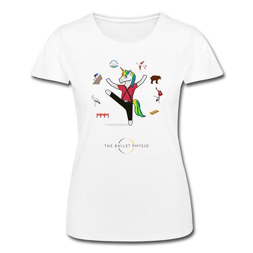 Sergei Polunicorn Lockdown T-shirt - Women's