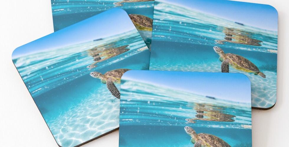 Coasters - Sea Turtle