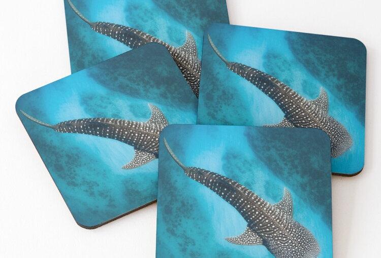 Coasters - Whale Shark