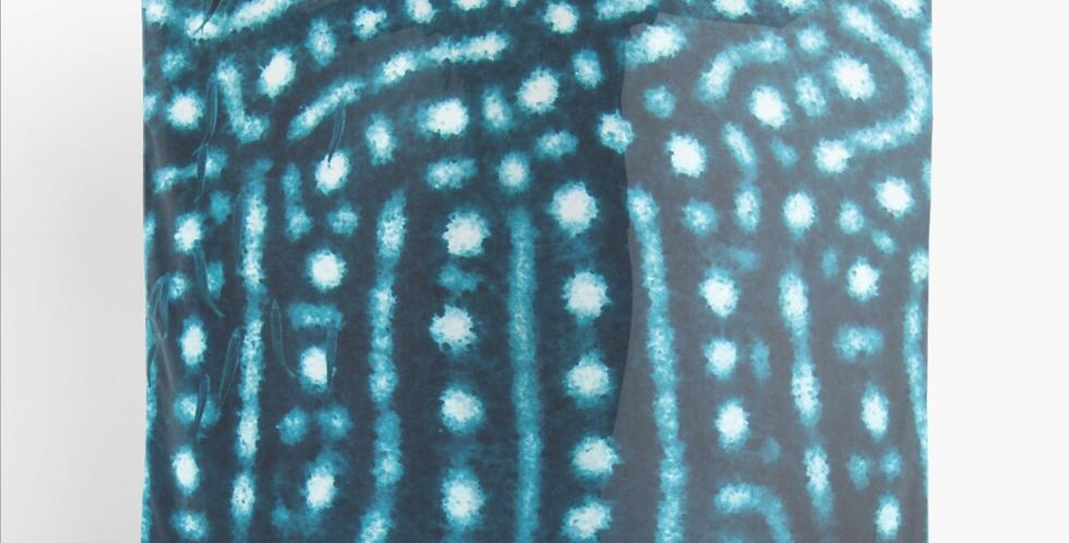 Scarf - Whale Shark Spots