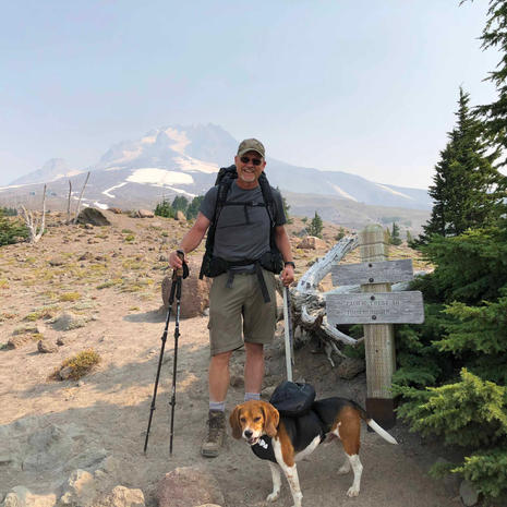 Timberline Trail: Day One