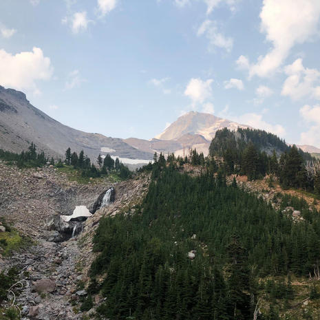 Timberline Trail: Day Three