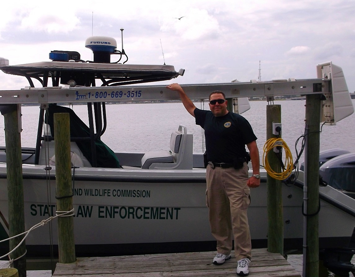 The Sarge with Florida Fish & Wildlife Eglin Air Force Base, Florida