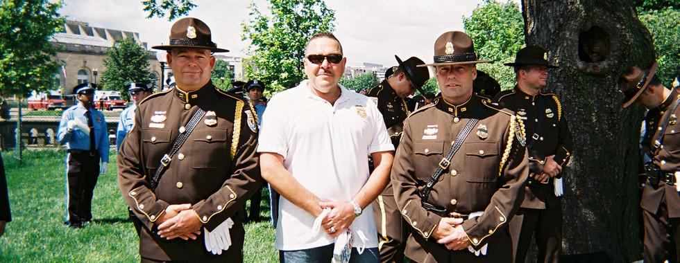 The Capitol Washington D.C. Police Week 2012