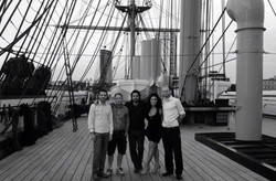 Rachael Hawnt - HMS Warrior