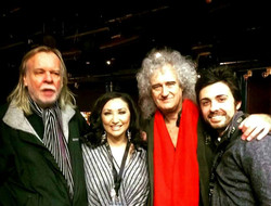 Brian May, Rick Wakeman,Russ Ballard