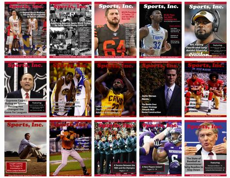 Magazines that we design