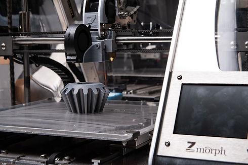 Impresora en proceso