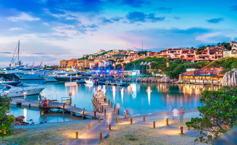 Porto Cervo & Sardinia