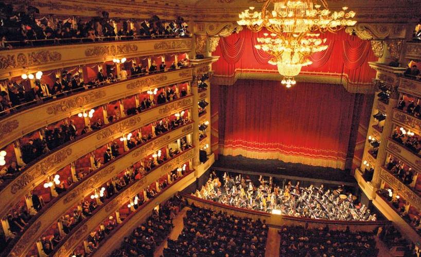 Milano Scala Theatre