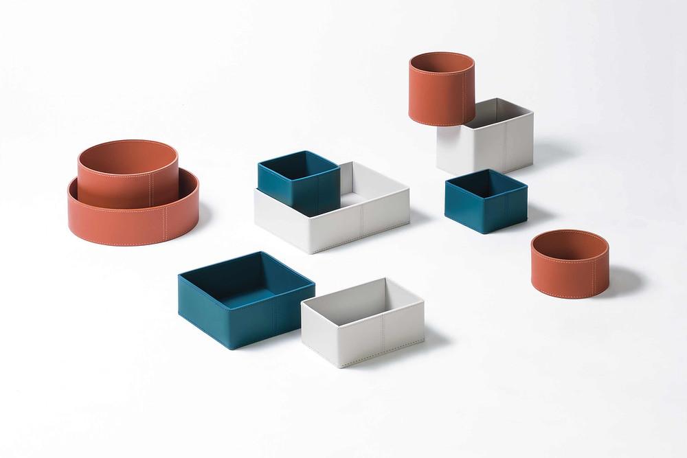 Scrigno baskets by RUDI