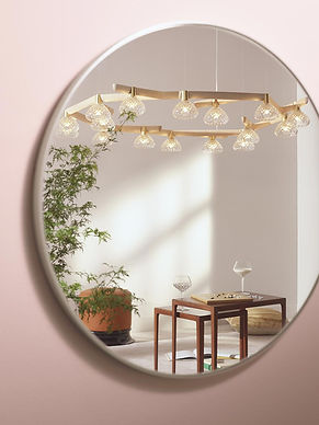 Saint-Lous Folia Lighting Pendant