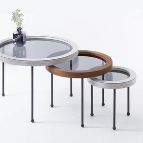 Giobagnara X Stephane Parmentier - Tables