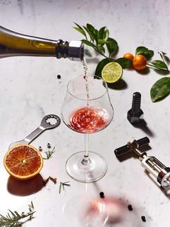 Barock cocktail tools