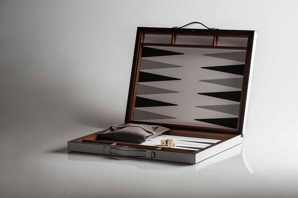GioBagnara Bond backgamon case