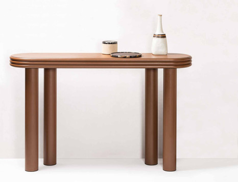 Scala console table by Stephane Parmentier for GioBagnara