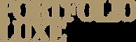 Portfolio Luxe logo
