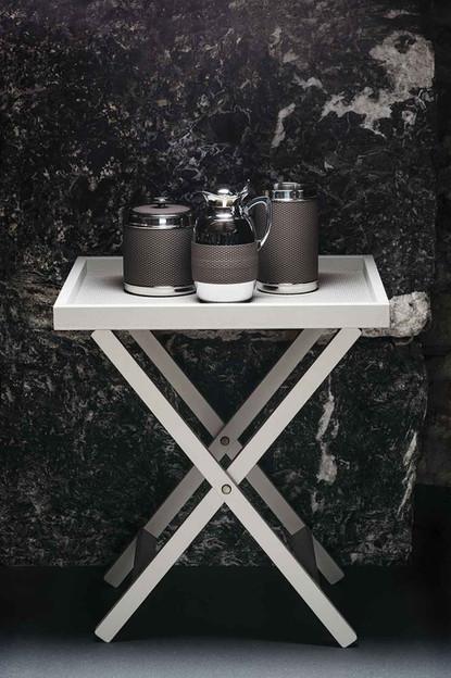 Smith Servant Table by GioBagnara