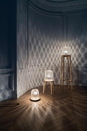 Folia Table and Floor Lamps