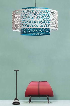 Versailles ceiling lamp from RUDI