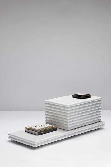 Scala Nightstand by Stephane Parmentier x GioBagnara