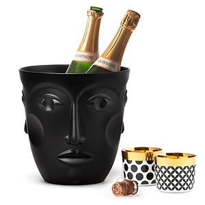 FACES Wine Cooler from SIEGE by FUERSTENBERG
