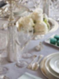 Christofle tableware
