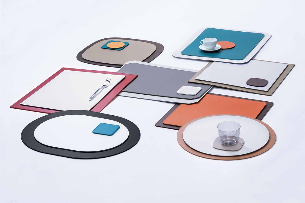 Placemats and Coasters by RUDI
