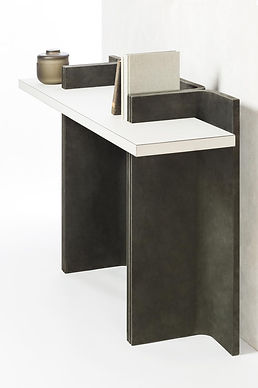 Console Tables by Stephane Parmentier
