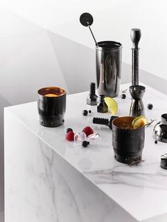 Barock cocktail set