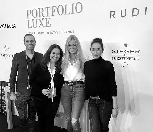 The Portfolio Luxe team