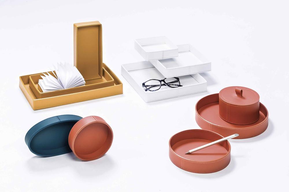Valet trays by RUDI