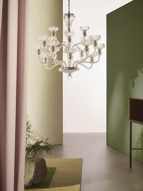 Sant-Louis Folia Chandelier