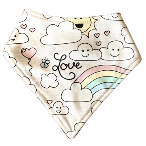 Babero Bandana Rainbow