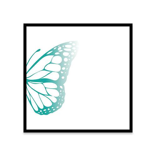 Cuadro Mariposa B