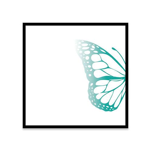 Cuadro Mariposa A