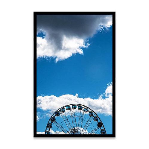 Cuadro En las nubes