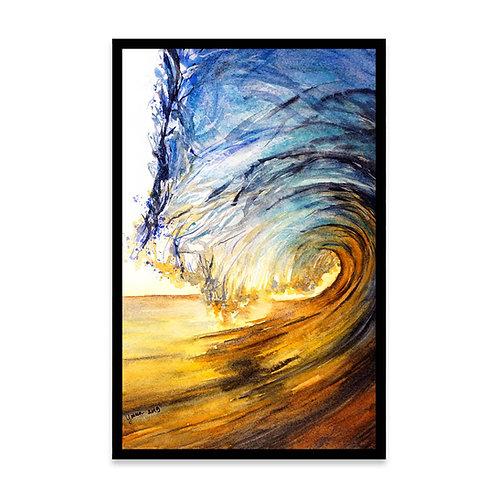 Cuadro Ocean Wave
