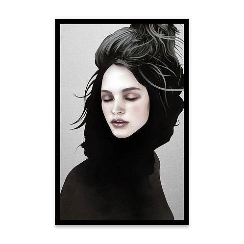 Cuadro Elsewhere girl