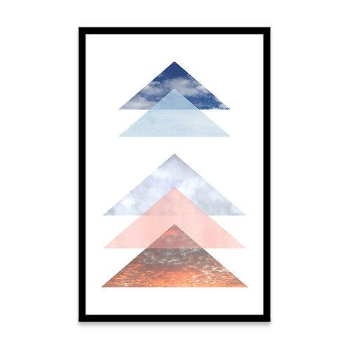 Cuadro Triángulos