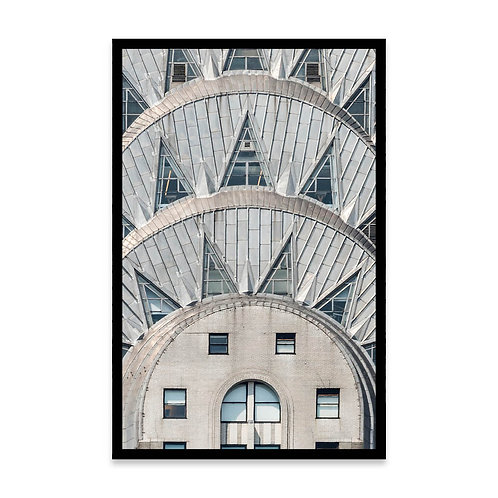 Cuadro Chrysler Building