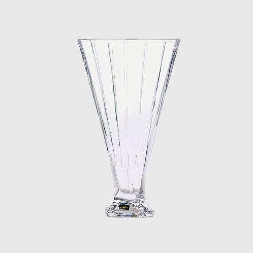 Florero Quadro Cristal Bohemia
